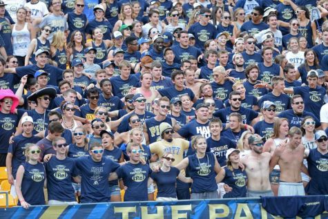 Pitt facing nationwide issue of alcohol sales at sporting events