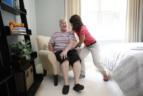 Study calls for expanded caregiver support