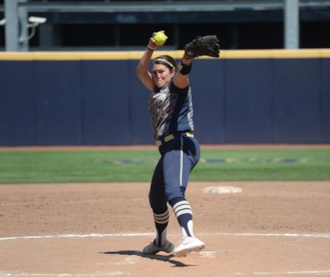 Pitt softball takes the weekend versus Georgia Tech