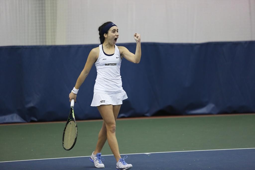Gabriela Rezende| Photo courtesy of Pitt Athletics