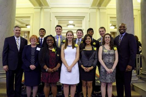 Meet the Student Government Board