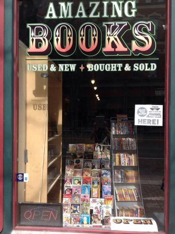 Photo Courtesy of Amazing Books and Records