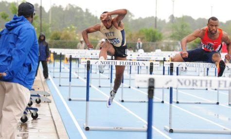 Palmer leads Panthers to Outdoor Track and Field Nationals
