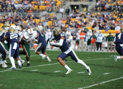 Boyd made an immediate impact with the Panthers as a true freshman. Wenhao Wu | Senior Staff Photographer