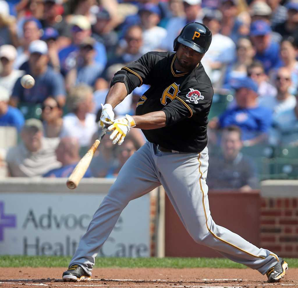 Francisco Liriano's .348 batting average is higher than any qualified Pirates position player. TNS