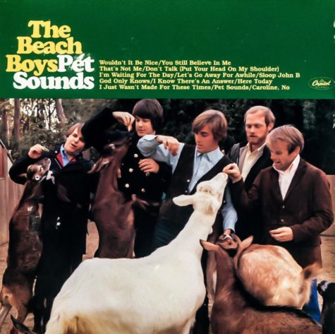 An ode to 'Pet Sounds': the enduring genius of Brian Wilson