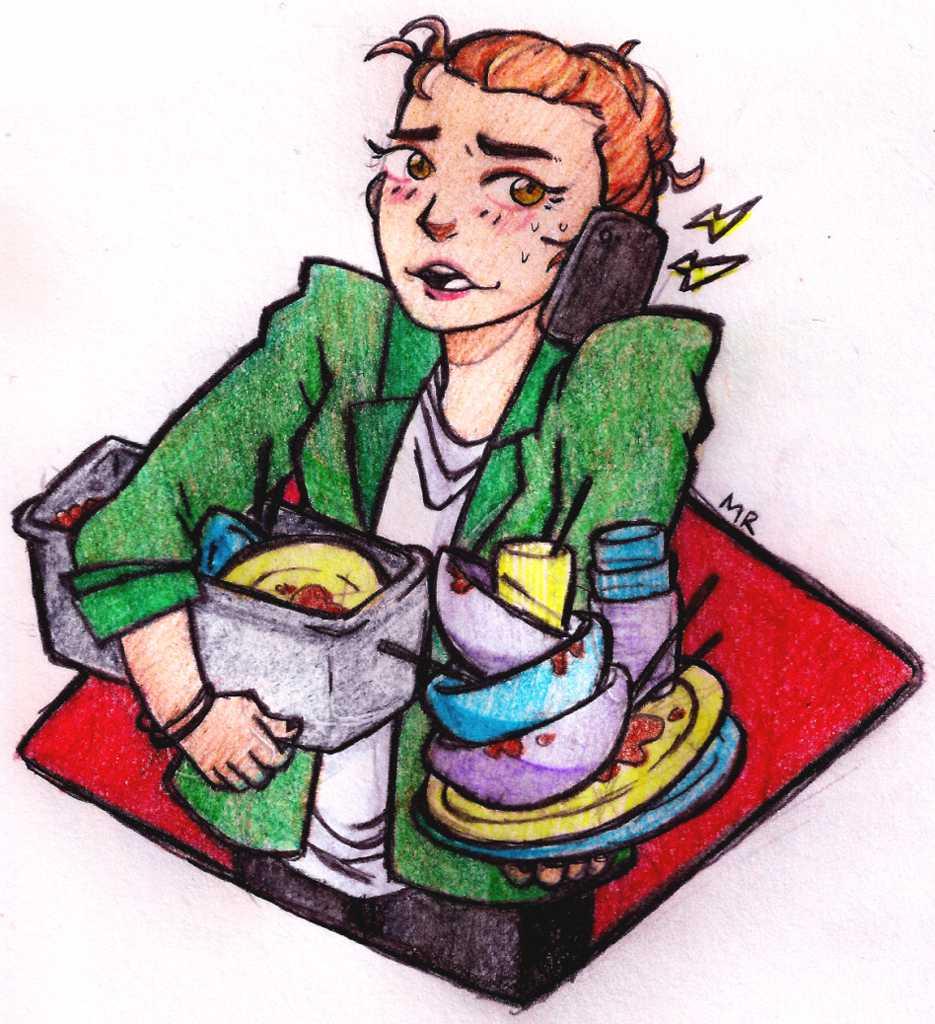 Michelle Reagle | Staff Illustrator