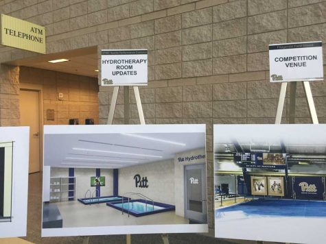 Pitt Athletics kicks off wave of renovations