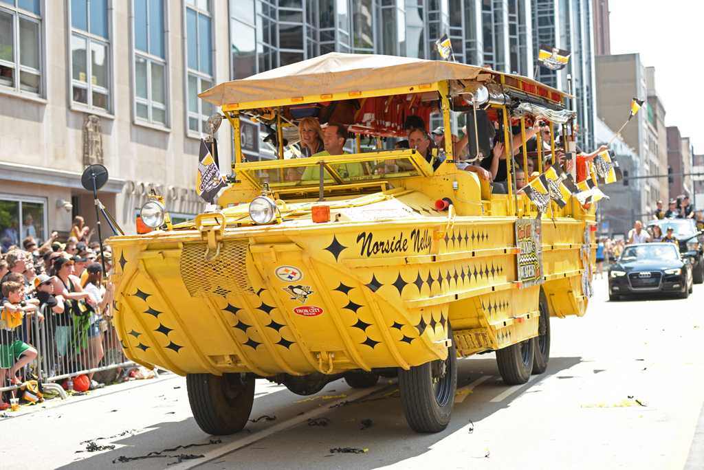 The City of Pittsburgh has scheduled the 2017 Stanley Cup championship  parade.