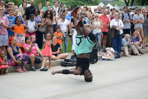 Soaking up Three Rivers: local artists and performers converge at annual Arts Festival