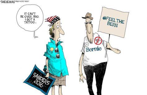 Progressives must succeed Bernie's movement