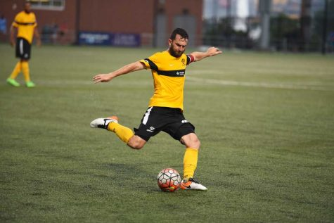 Gallery: Pittsburgh Riverhounds vs Harrisburg City Islanders 7/4/16