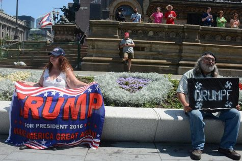 Final day of the Republican National Convention brings creative minds together