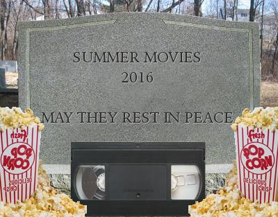 The death of the summer movie
