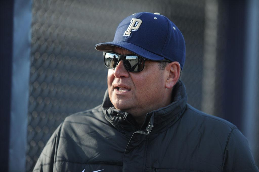 This will be Pitt baseball head coach Joe Jordano's 20th season with the Panthers. Photographer: Pete Madia/Pitt Athletics