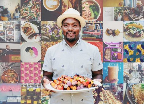 Q&A: James Beard award winning chef Bryant Terry talks food politics, eating healthy in college and veganism