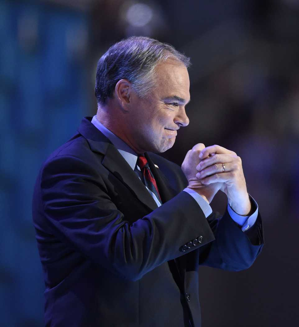 Tim Kaine is coming to the Pittsburgh Labor Day parade. | TNS