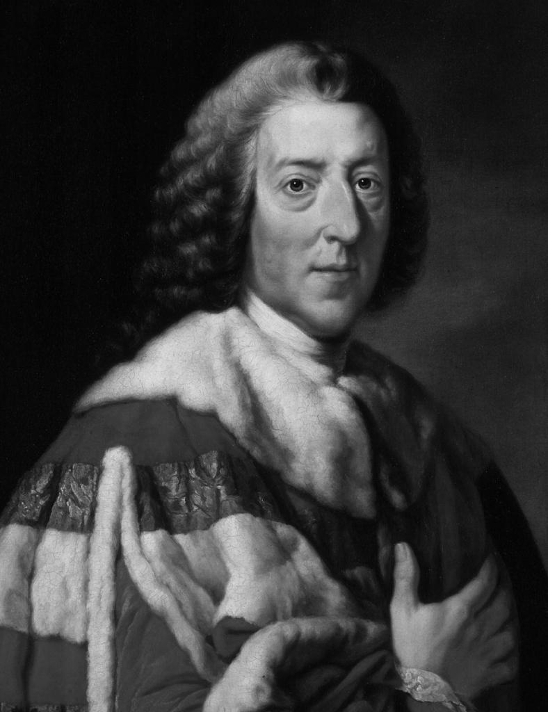William Pitt. Courtesy of University Library Archives.