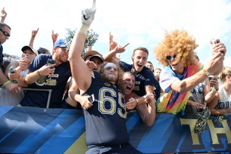 Pitt offensive lineman Adam Bisnowaty drafted by Giants