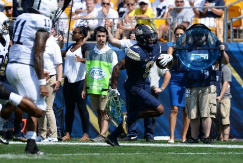 Pitt defeats Virginia for third straight win, 45-31
