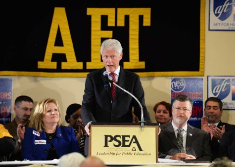 Bill Clinton to speak in Homewood neighborhood