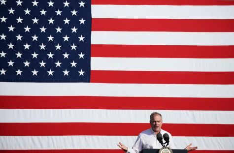 Storify: Kaine, Biden speak before Pittsburgh Labor Day Parade