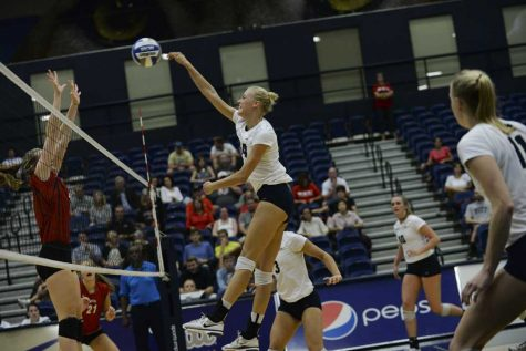 Pitt volleyball stays hot with 3-1 win at Virginia Tech