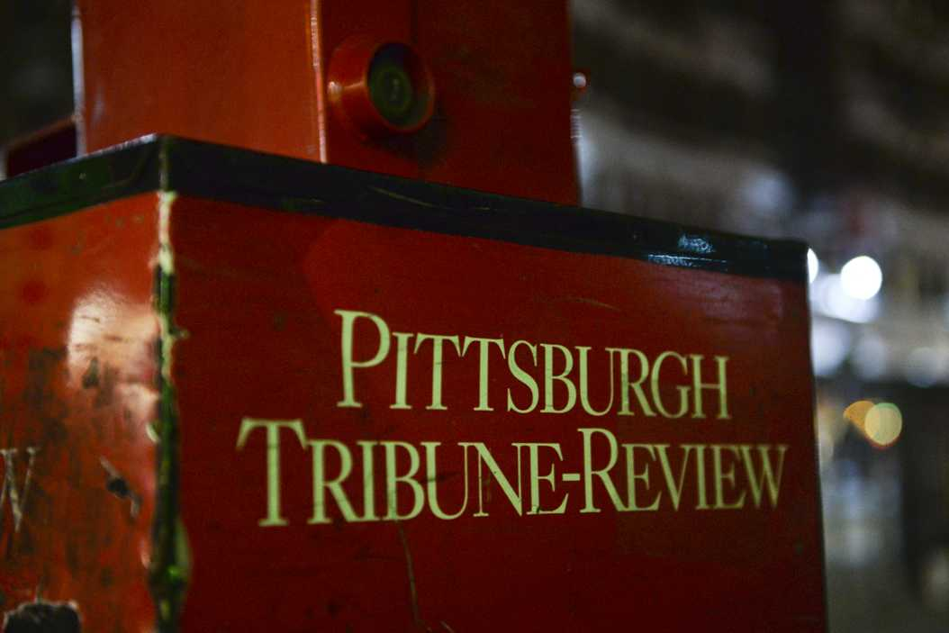 Trib Total Media plans to focus more on local coverage without its print publication, as of November. Stephen Caruso | Senior Staff Photographer