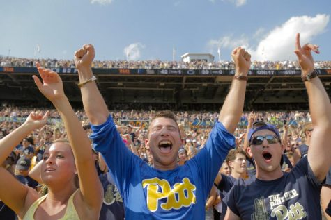 GALLERY: Pitt Vs. Penn State From the Student Section