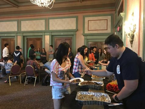 Pitt students celebrate Korean Thanksgiving