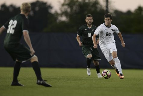 Late goal propels BC to 1-0 win over Pitt men's soccer