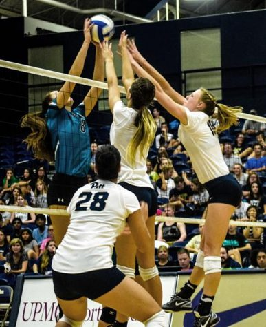 Volleyball concludes Panther Invitational, 2-1