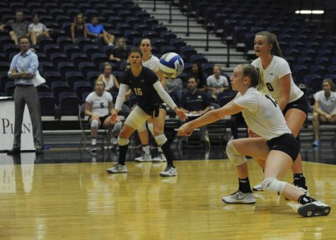 Pitt volleyball dominates in Panther Challenge