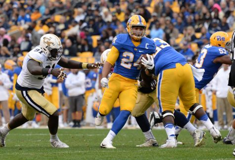 Pitt musters first ACC win of the season against Georgia Tech, 37-34