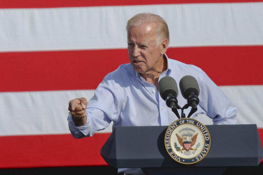 Vice+President+Joe+Biden+visited+Chatham+University+at+11%3A30+a.m.+Tuesday.+John+Hamilton+%7C+Senior+Staff+Photographer