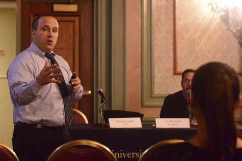 Pitt Business School promotes financial literacy with first conference