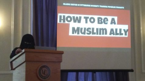 Students learn how to be Muslim allies