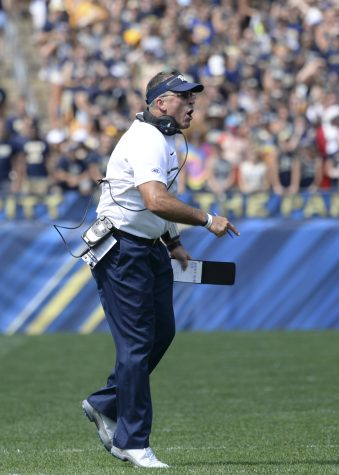 ACC reprimands Narduzzi after Virginia Tech game