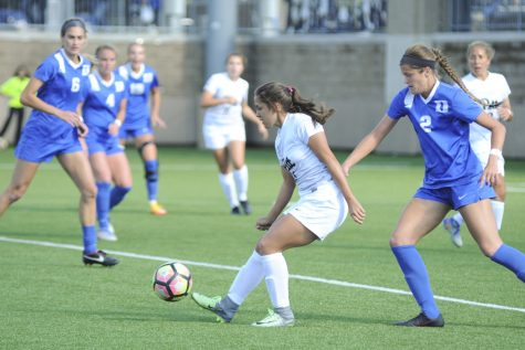 Pitt women's soccer baffled early on by Duke, 2-0