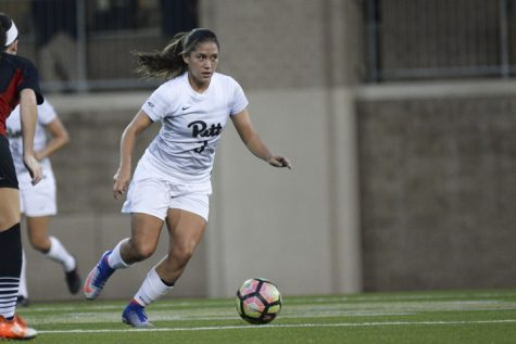 Pitt women's soccer stumbles at Syracuse, 1-0