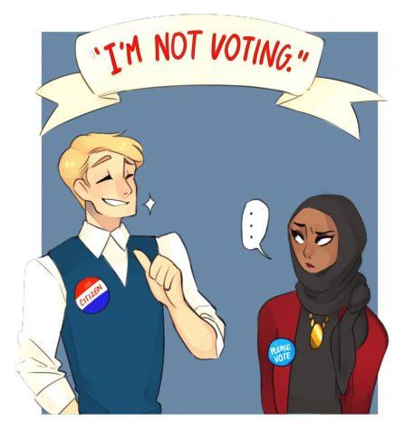 Voting: Don't squander the privilege