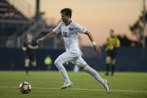 Pitt men's soccer falls at Cleveland State, 1-0
