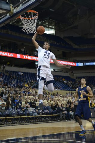 Panthers rout Pitt-Johnstown in exhibition matchup, 95-65