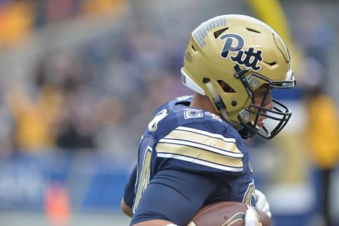 Ranked: Pitt football now No. 24 in Week 14 AP poll
