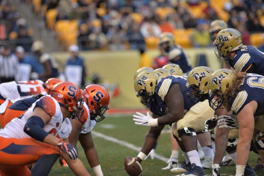 Pitt defeated Syracuse for the 13th time in the last 15 matchups of a series that has been playede every year since 1955. Steve Rotstein | Contributing Editor