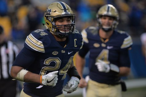 A case for Conner: Why Pitt's RB should have been a Heisman finalist