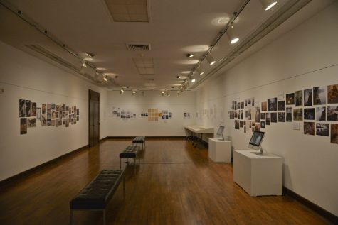 Double feature: University of Pittsburgh Art Gallery shows two concurrent exhibitions