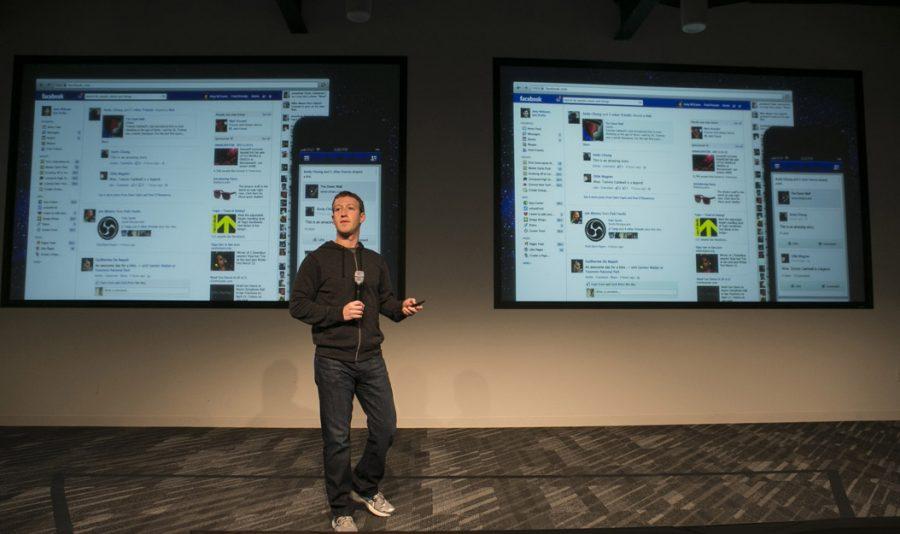 Facebook Founder & CEO Mark Zuckerberg |TNS