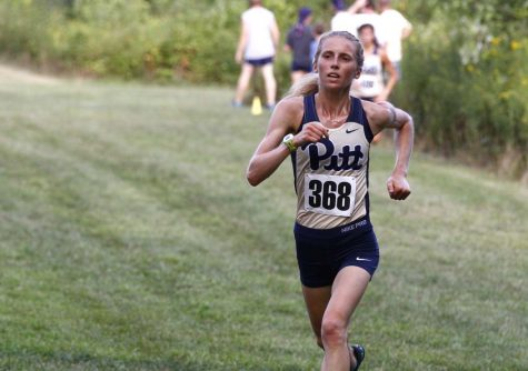 Pitt's Gillian Schriever to race in NCAA Cross Country Championship