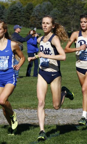 Gillian Schriever places 106th in NCAA Championships